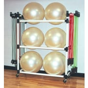 Duracart Big Ball Fitness Utility Cart