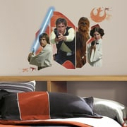 Room Mates Star Wars Ep VII Classic Burst P and S Wall Decal