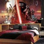 Room Mates Star Wars Ep VII Prepasted Surestrip Wall Mural