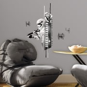 Room Mates Star Wars Ep VII Stormtrooper P and S Wall Decal