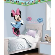 Wallhogs Disney Mickey and Friends Minnie Mouse Room Makeover Wall Decal