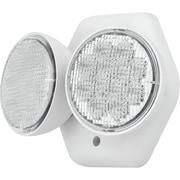 Progress Lighting 20 LED Double Head 2 Light Emergency Light