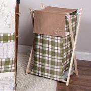 Trend Lab 4 Piece Deer Lodge Laundry Hamper Set