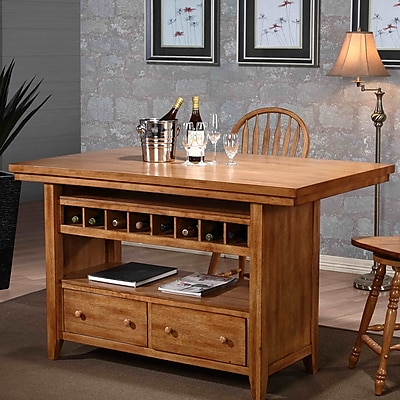 ECI Furniture Four Seasons Kitchen Island WYF078277065762