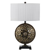 Cal Lighting Princeton 18'' H Table Lamp