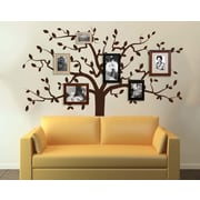 Wall Decal Source Family Tree Nursery Wall Decal; Scheme A