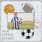 Fetco Home Decor Jeter Little Rookie Picture Frame