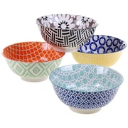 Certified International Mix and Match Chelsea 4 Piece Bowl Set