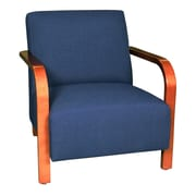 Mulberry Crossing Arbor Lounge Chair; Cavalier Blue