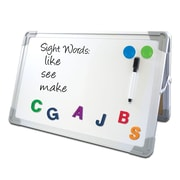 Flipside Products Folding Magnetic Board Easel