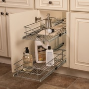 Knape&Vogt Double Tier Multi-Use Basket