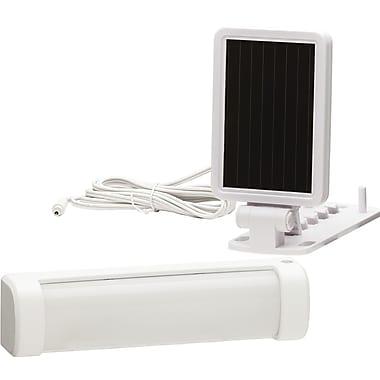 heath zenith solar powered led security light staples. Black Bedroom Furniture Sets. Home Design Ideas