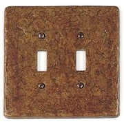 SOKObyJayeDesign Accents Wall Plate Cover; Oil Rubbed