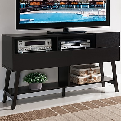 Hokku Designs Contessa TV Stand; Cappuccino