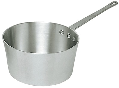 Update International Aluminium Sauce Pan; 4.5 Qt WYF078278712599