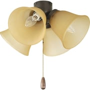 Progress Lighting AirPro 4-Light Branched Fan Light Kit
