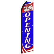 NeoPlex Grand Opening Swooper Flag