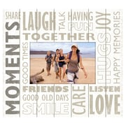 Malden Moments Subway Tabletop Picture Frame