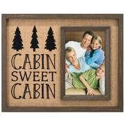 Malden Cabin Sweet Cabin Vertical Picture Frame
