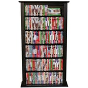 Venture Horizon VHZ Entertainment Regular Single Multimedia Storage Rack; Black