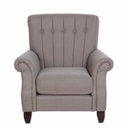 Sands Textile Bombay Tufted Club Chair