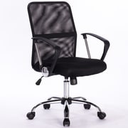 AttractionDesignHome Mid-Back Mesh Executive Office Chair