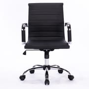 AttractionDesignHome Mid-Back Executive Office Chair