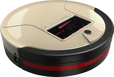 bObsweep PetHair Robotic Vacuum Cleaner and Mop; Champagne WYF078278530794