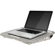 LAPGEAR 45514 XL Designer LapDesk™ (Silver Damask)