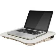LAPGEAR 45516 XL Designer LapDesk™ (Gold Quatrefoil)
