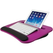 LAPGEAR  91302 Media LapDesk™ (Purple)
