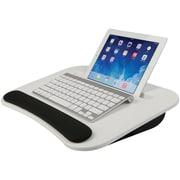 LAPGEAR 91304 Media LapDesk™ (White)