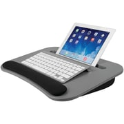 LAPGEAR 91305 Media LapDesk™ (Gray)