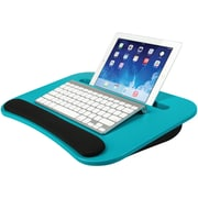 LAPGEAR 91309 Media LapDesk™ (Aqua)