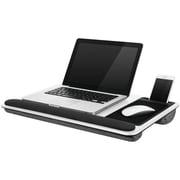 LAPGEAR 91498 XL Deluxe LapDesk™ (White Carbon)