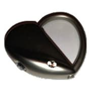 Elegance Heart Shape Key Fob
