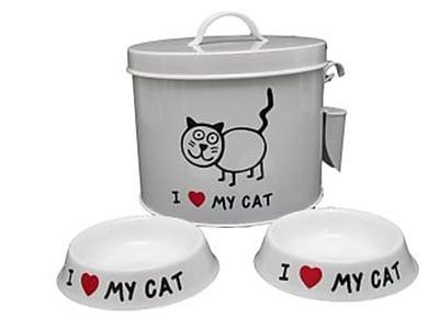 Cat/Dog Bowls & Feeders