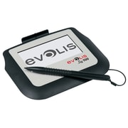 "Evolis Sig100 Signature Pad with 4"" Monochrome LCD"