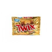 Twix Caramel Fun Size Candy, 10.83 oz, 4 Pack