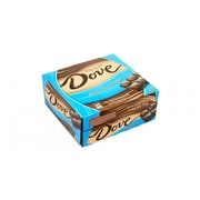 Dove Milk Chocolate, 18 Count