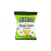 Beanitos White Bean Hint of Lime 1.20 oz, 24 count