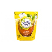 Crystal Light Drink Mix Pitcher Packs Iced Tea, 16 Count