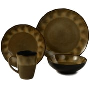 ColorUs China Yaxha 16 Piece Dinnerware Set