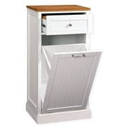 CORNER HOUSEWARES Microwave Kitchen Cart
