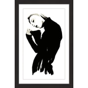 Marmont Hill ''Black is Beautiful'' by Dena Cooper Framed Painting Print; 24'' H x 16'' W x 1.5'' D