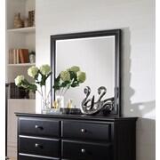 A&J Homes Studio Laguna Mirror; Black