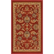 Well Woven Kings Court Red Area Rug; 3'3'' x 4'7''