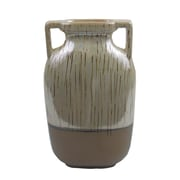 Firefly Home Collection Glossy w/ Handels Ceramic Vase