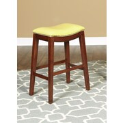 Largo Fiesta 24'' Bar Stool; Yellow