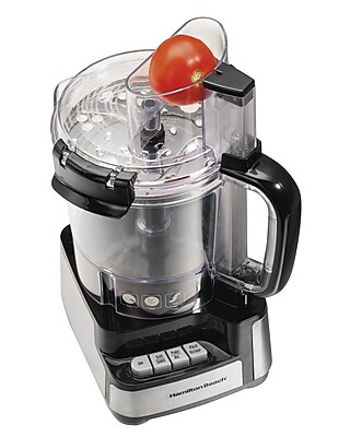 Hamilton Beach Stack & Snap 12-Cup Food Processor WYF078279197596